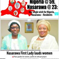 First Lady Hajiya Silifa Lauds Nasarawa Women, Plans Goodies For Women, Youths With Pet Project