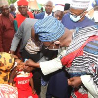 Gov Sule Launches Second Phase Of Measles Immunization In Kokona LG