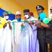 IGP Abubakar Adamu Commissions Police Public Relations School In Nasarawa